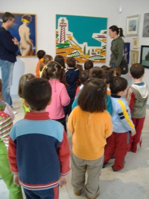 VISITA: CENTRO DE ARTE CABO MAYOR     2
