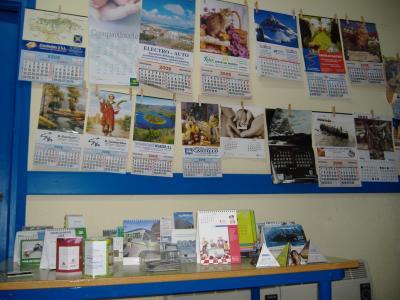 UNA COLECCIÓN DE CICLO: CALENDARIOS DEL 2008