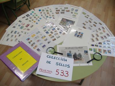 COLECCIÓN DE SELLOS  4